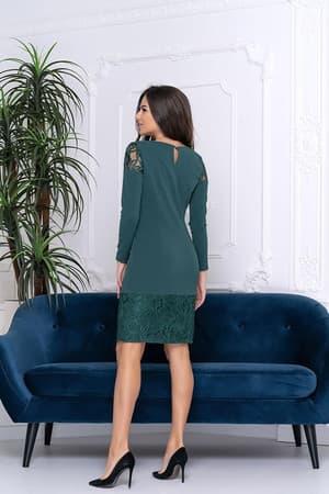 Коктейльное платье 9208e, фото 2