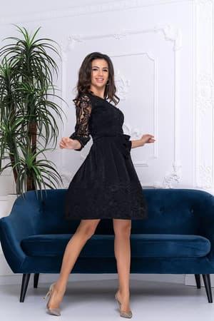 Повседневное платье 9199e, фото 3