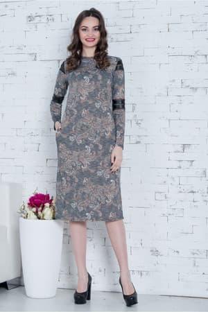 Повседневное платье 6275e, фото 1