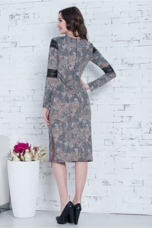 Повседневное платье 6275e, фото 2