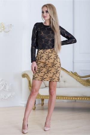 Коктейльное платье 7275e, фото 1