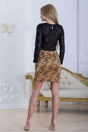 Коктейльное платье 7275e, фото 2