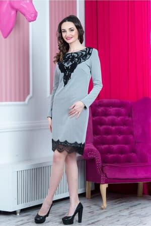Повседневное платье 6306e, фото 1