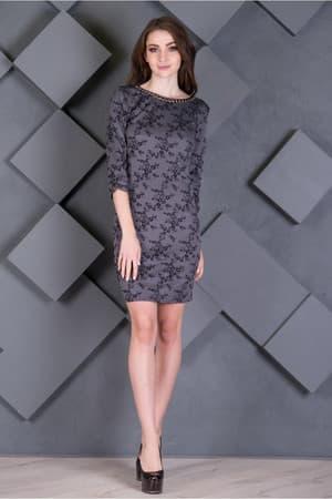 Повседневное платье 7233e, фото 1