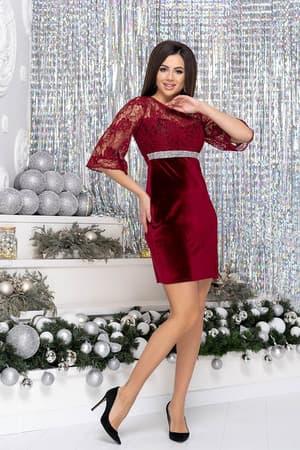 Коктейльное платье Ариадна, фото 4