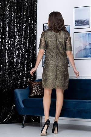 Коктейльное платье 9178e, фото 2