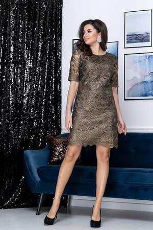 Коктейльное платье 9178e, фото 8