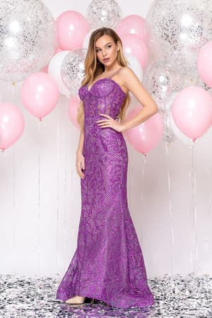 Вечернее платье русалка, фото 3
