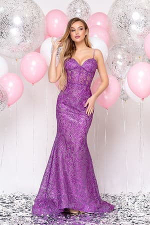 Вечернее платье русалка, фото 4