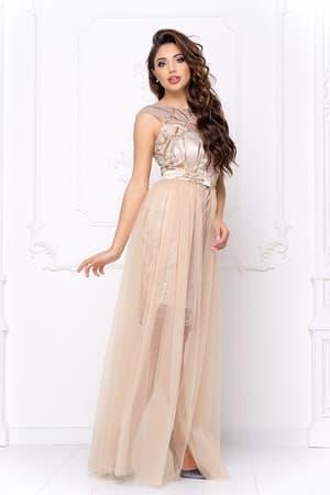 Коктейльное платье со съемной юбкой, фото 3