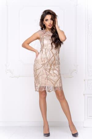 Коктейльное платье со съемной юбкой, фото 5