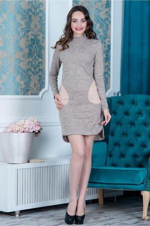 Повседневное платье Лелия, фото 1