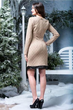Повседневное платье 6282e, фото 2