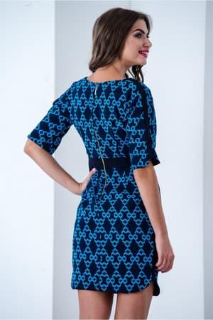 Повседневное платье Агра, фото 2