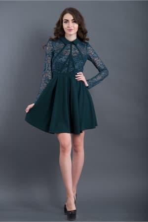 Коктейльное платье 7250e, фото 1
