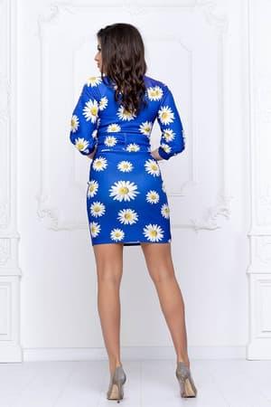 Повседневное платье 5012e, фото 2