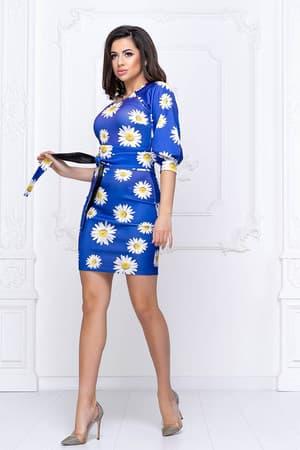 Повседневное платье 5012e, фото 3