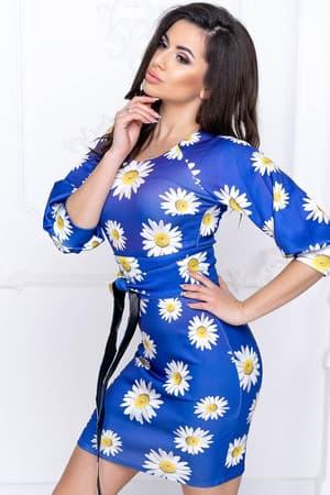 Повседневное платье 5012e, фото 5