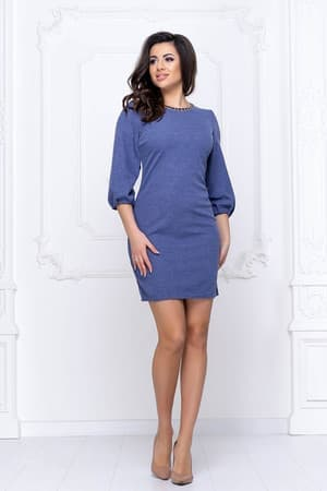 Повседневное платье 5251e, фото 1