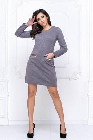 Повседневное платье 5306e, фото 4