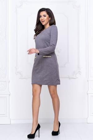 Повседневное платье 5306e, фото 5