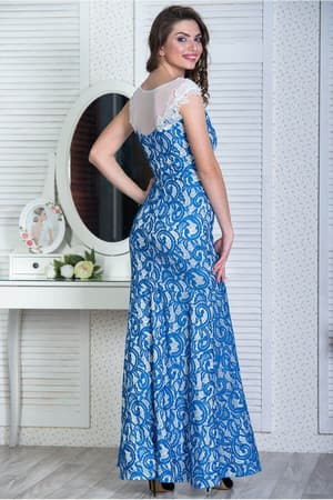 Вечернее платье 6066e, фото 2