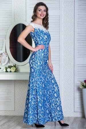 Вечернее платье 6066e, фото 3