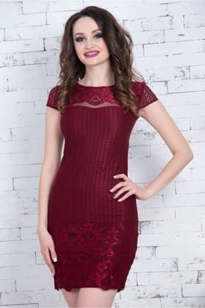 Коктейльное платье Дакота, фото 1