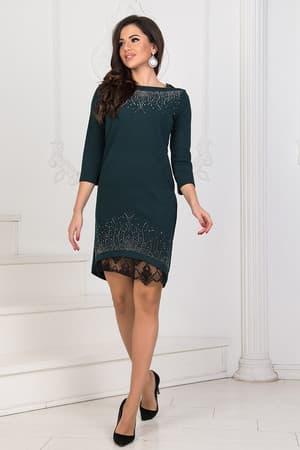 Коктейльное платье 7285e, фото 1