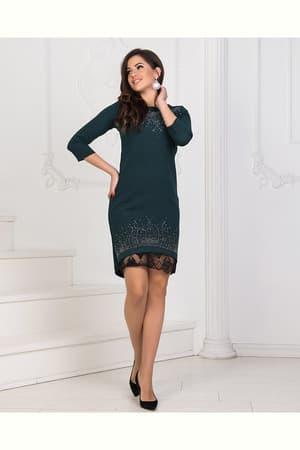 Коктейльное платье 7285e, фото 2