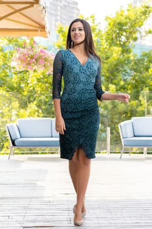 Коктейльное платье 9130e, фото 1