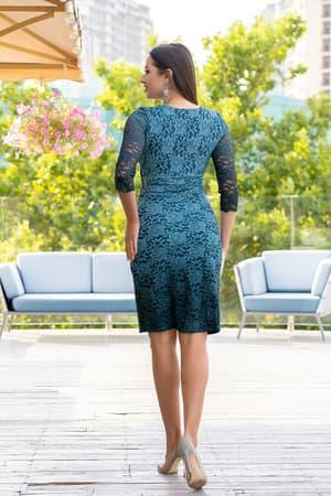 Коктейльное платье 9130e, фото 2