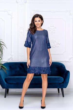 Коктейльное платье 9175e, фото 1