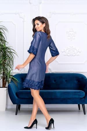 Коктейльное платье 9175e, фото 2