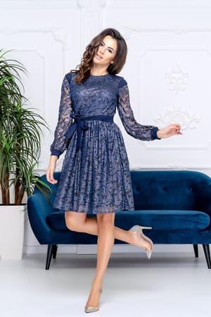 Коктейльное платье 9183e, фото 1
