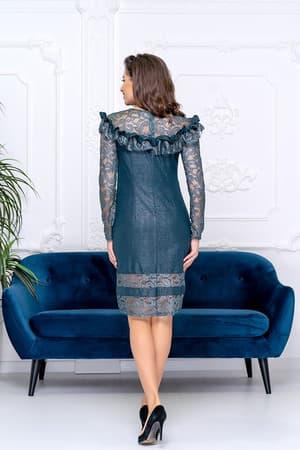 Коктейльное платье 9189e, фото 2