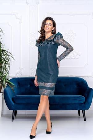 Коктейльное платье 9189e, фото 3