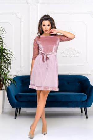 Коктейльное платье Селена, фото 1