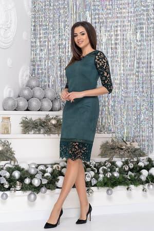 Коктейльное платье 9194e, фото 3