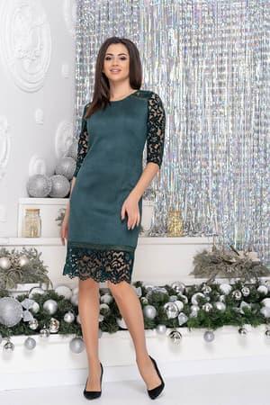 Коктейльное платье 9194e, фото 4