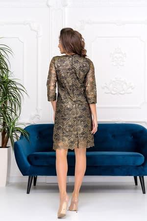 Коктейльное платье 9202e, фото 2