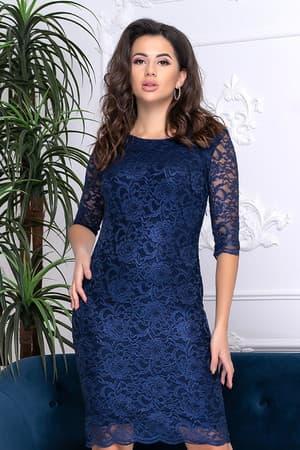 Коктейльное платье 9204e, фото 1