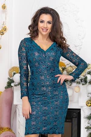 Коктейльное платье 9213e, фото 1
