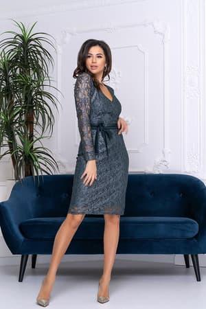 Коктейльное платье 9214e, фото 3
