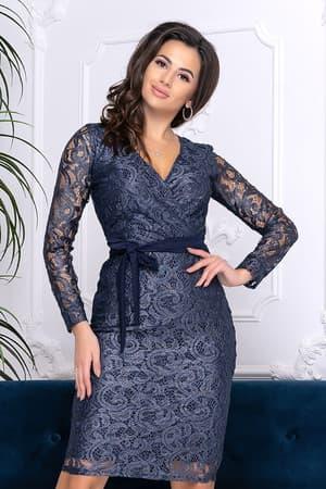 Коктейльное платье 9214e, фото 1