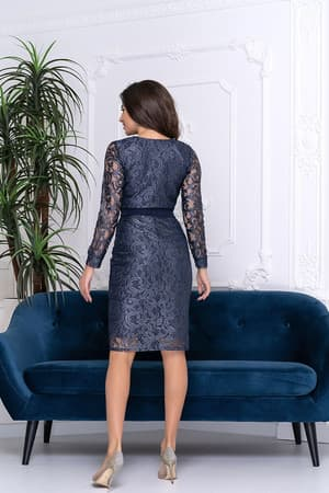 Коктейльное платье 9214e, фото 2