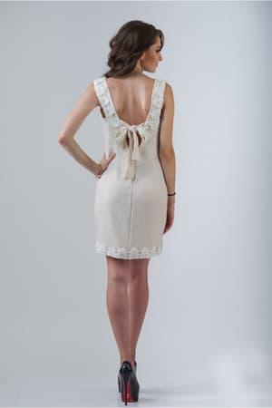 Повседневное платье 7146e, фото 4