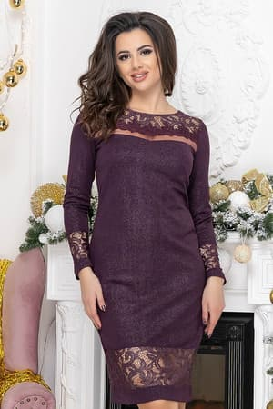 Повседневное платье 9218e, фото 1