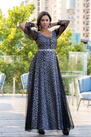 Вечернее платье 9147e, фото 1