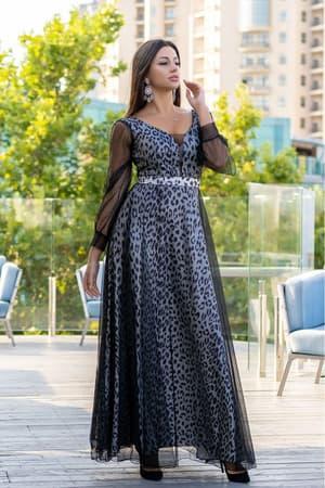 Вечернее платье 9147e, фото 3